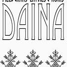 Daina   Deco white   30th anniversay by Roberts Birze