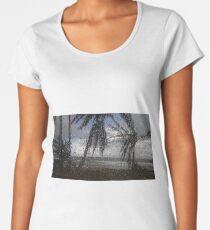Rain In Puerto Rico Women's Premium T-Shirt