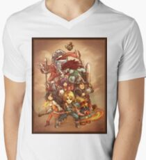 FFIX - Tribute Men's V-Neck T-Shirt