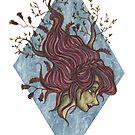 Nature Goddess by EmilyCarrier