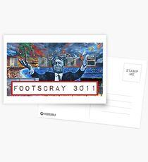 Footscray 3011 Postcards