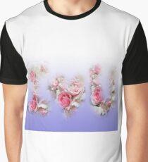 I Love You Rose Petals Graphic T-Shirt