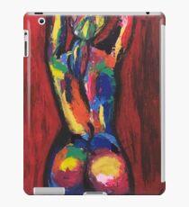 Abstract figurative art iPad Case/Skin