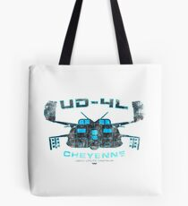 Aliens Dropship Tote Bag