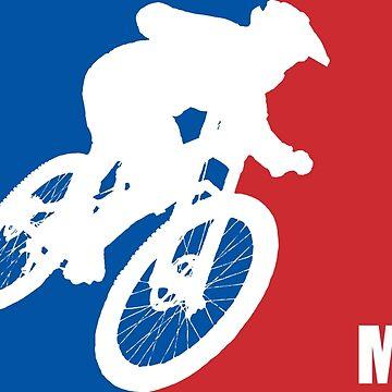 Mountain Bike by esskay