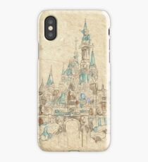 Enchanted Storybook Castle iPhone Case