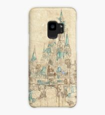 Enchanted Storybook Castle Case/Skin for Samsung Galaxy