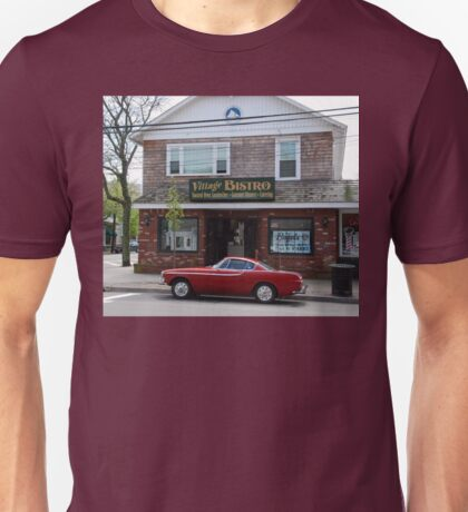 Back to the '60s - 1966 Volvo P1800S > T-Shirt