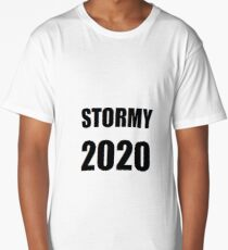 Stormy 2020 Long T-Shirt