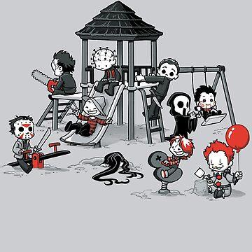 Horror Park by dooomcat