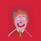 « Chris - Face à flaques - Martin Boisvert » par Martin Boisvert