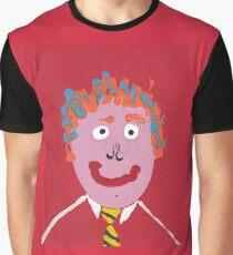 Chris - Face à flaques - Martin Boisvert T-shirt graphique
