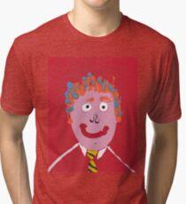Chris - Face à flaques - Martin Boisvert T-shirt chiné