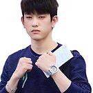 «Lucha conmigo Jinyoung» de emanie