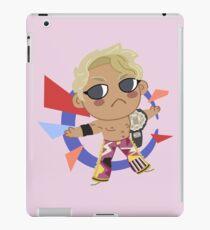 A Tiny Kazuchika Okada iPad Case/Skin