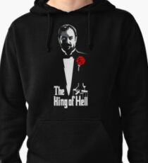 Supernatural Godfather of Hell Pullover Hoodie