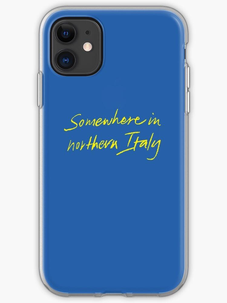 Somewhere iPhone 11 case