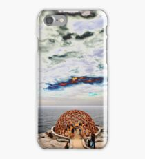 Dome Sculpture @ Sculptures By The Sea 2012 iPhone Case/Skin