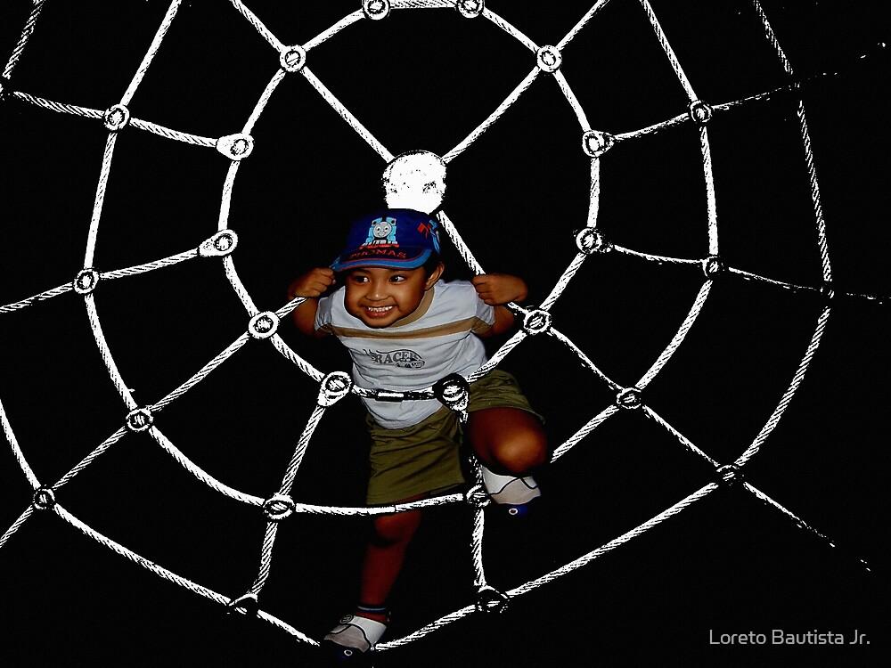spiderboy by Loreto Bautista Jr.