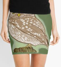 Little Owl Mini Skirt