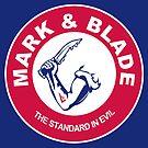 Mark and Blade by Ryleh-Mason