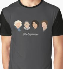 The Supremes Graphic T-Shirt