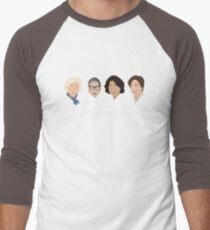 The Supremes Men's Baseball ¾ T-Shirt