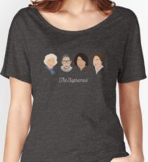 The Supremes Women's Relaxed Fit T-Shirt
