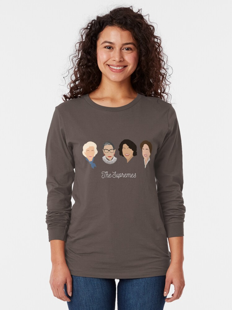 Alternate view of The Supremes Long Sleeve T-Shirt