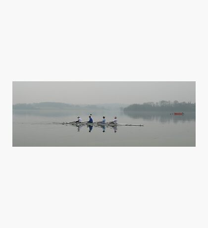 Misty Four Photographic Print