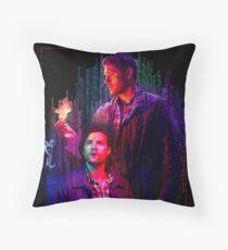 Supernatural Reloaded Throw Pillow