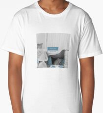 White Dog - what's the password Long T-Shirt