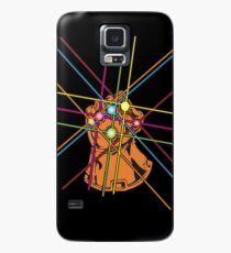 INFINITY GAUNTLET HAND Hülle & Skin für Samsung Galaxy