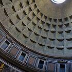Rome's Pantheon by gerardofm4