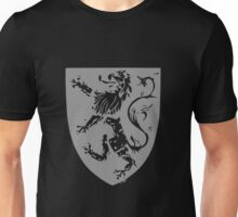 A Complete Guide to Heraldry - Figure 282 — A lion rampant (By Miss Helard) Unisex T-Shirt