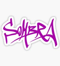 sombra tag Sticker
