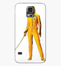 Uma Thurman (Kill Bill) Hülle & Klebefolie für Samsung Galaxy