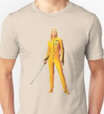 Camiseta unisex Uma Thurman (Kill Bill)