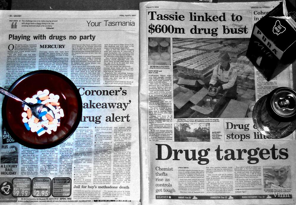 drugs drugs drugs by Vimm