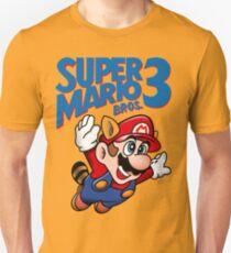 スーパーマリオブラザーズ3 Unisex T-Shirt