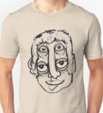 eye head Unisex T-Shirt