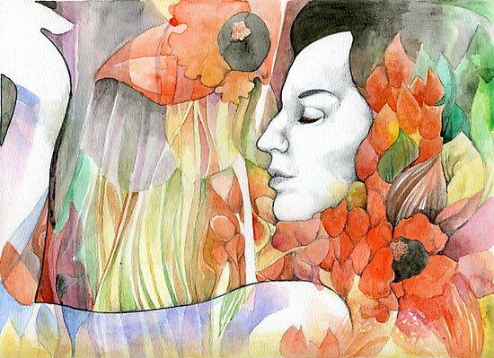 Flourish by Patricia Ariel