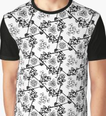 Pen & Ink Graphic T-Shirt
