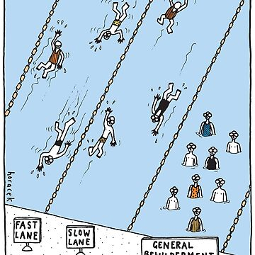 General Bewilderment Lane by judyhoracek