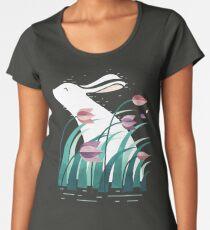 Rabbit, Resting Women's Premium T-Shirt