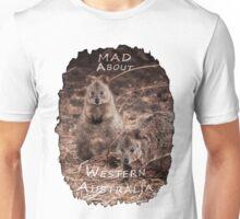 Quokkas - MAD About Western Australia Unisex T-Shirt