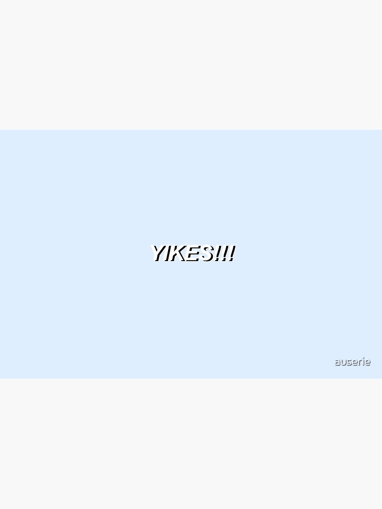 Yikes Tumblr Ästhetische Pop Art von auserie