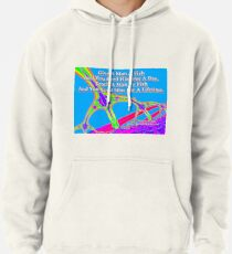 Give A Man A Fish Pullover Hoodie