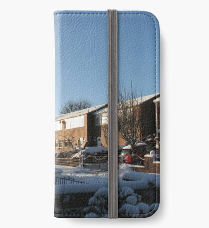 Sunshine and Snow iPhone Flip-Case