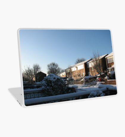 Sunshine and Snow Laptop Folie